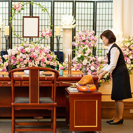 奈良・生駒で創業70年 葬儀ならおまかせください
